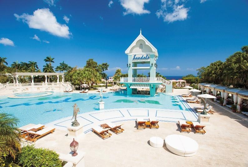 SANDALS 2FOR1 - JAMAICA
