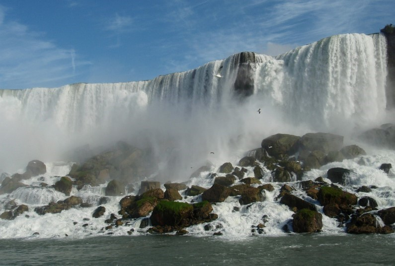 Classic Niagara Falls, Upstate New York & Cunard QM2 Voyage