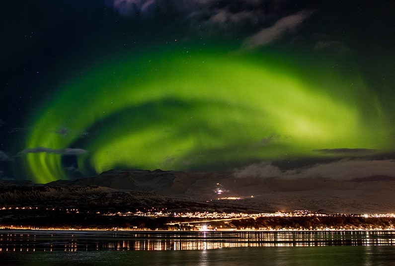 3 or 4 nights Northern Lights short break