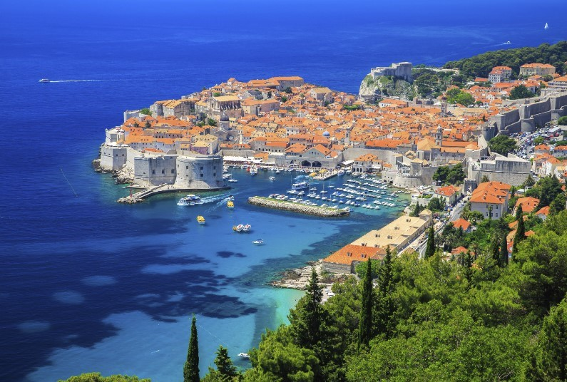 Visit 'King's Landing' In Dubrovnik