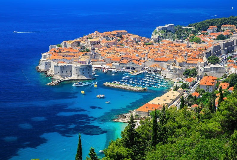Sunshine and cultural delights await you in Croatia