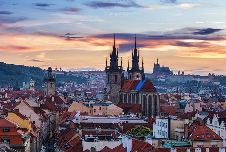 Explore Prague on a 3-night City Break