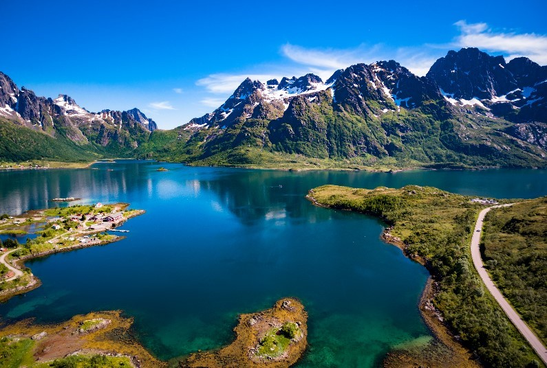 Explore the Norwegian Fjords