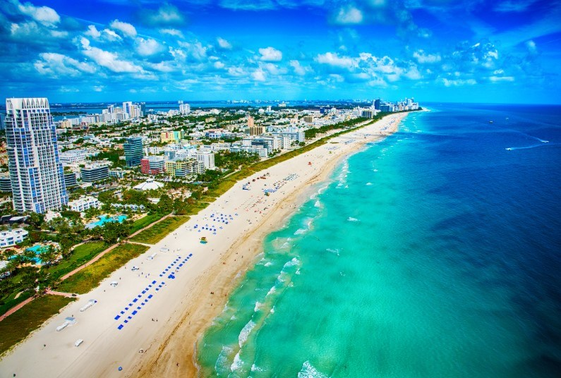 5 Nights In Miami Beach, 4* Hotel