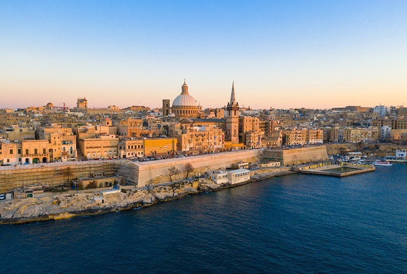 See the best of Italy, Malta and Montenegro