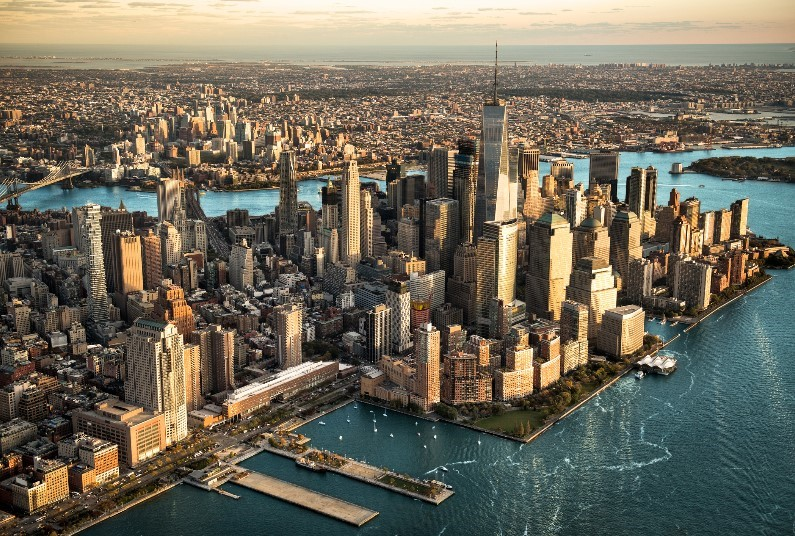 Luxury USA City Break
