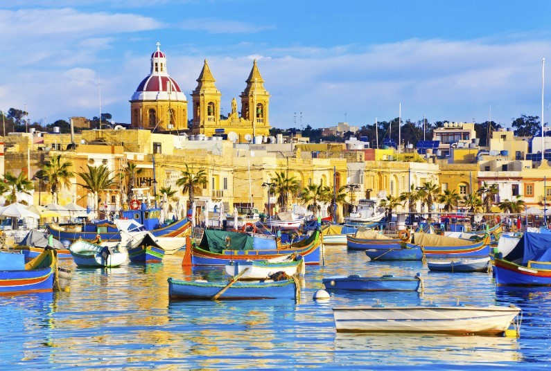 28 days in Malta