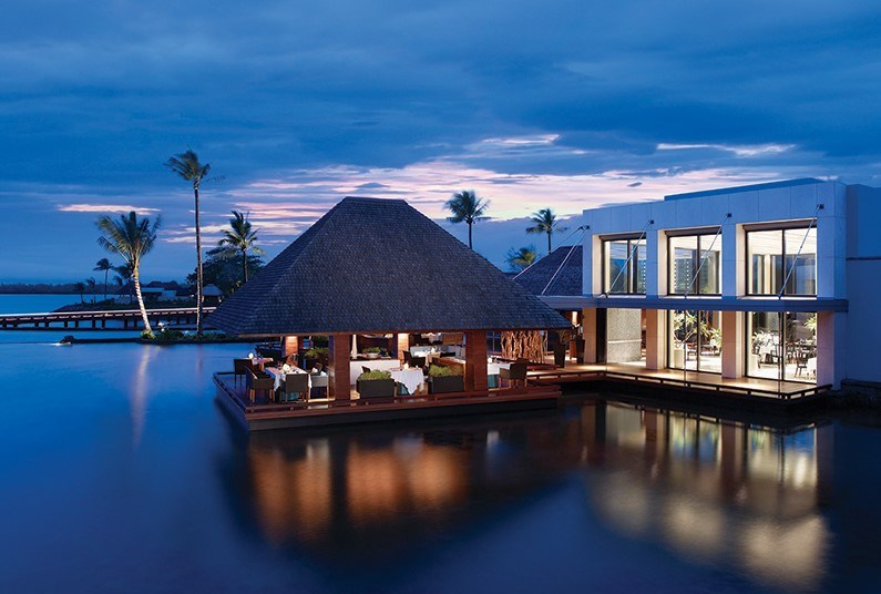 7 night all-pool-villa resort in Mauritius
