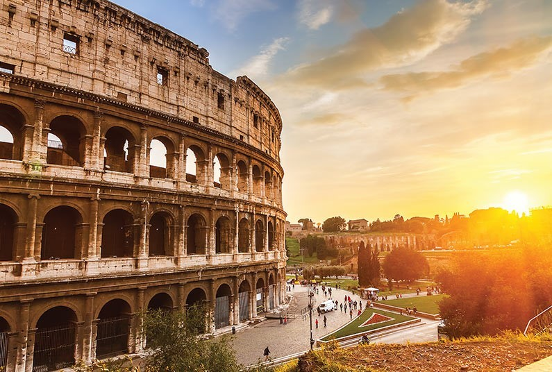 14 night tour taking in all the sights in Italy