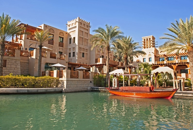 3 Nights Luxury Stay in Dubai
