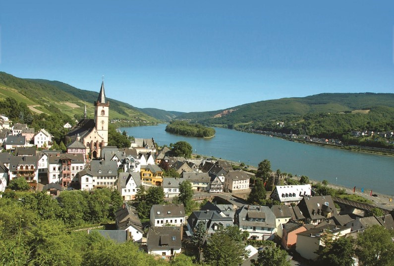 10 day river cruise on The Rhine