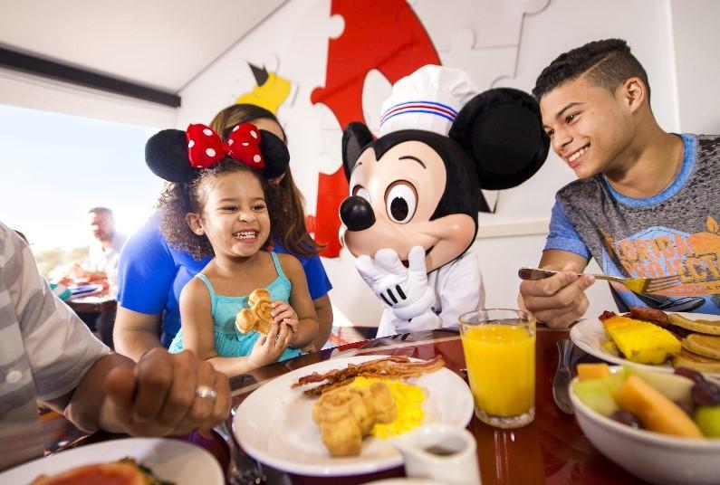 FREE Disney Dining & Drinks at Walt Disney World Resort