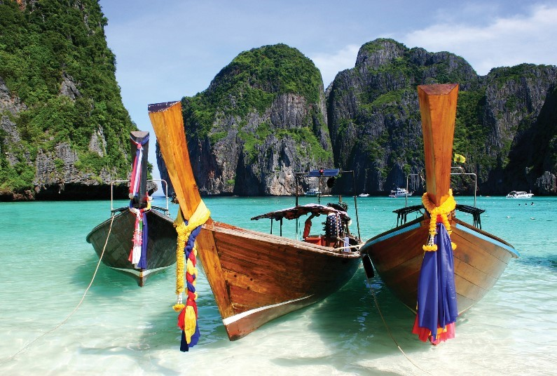 10 nights B&B Phuket Thailand