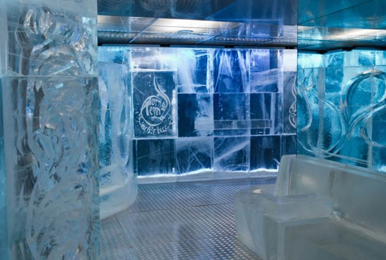 The ICEHOTEL 3 night itinerary