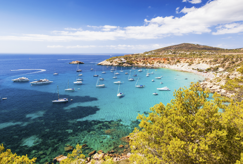 All-Inclusive Holidays in Cala Llonga, Ibiza