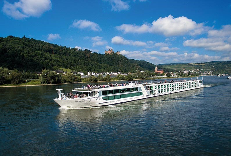 Experience the Delights of the Iconic Danube