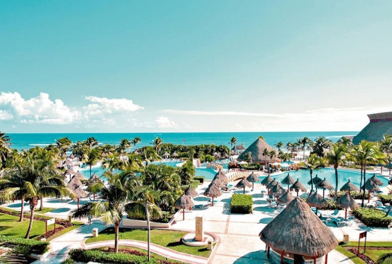 7 nights in the beautiful Riviera Maya
