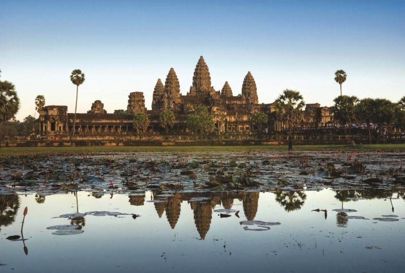 17 days tour in Vietnam and Cambodia