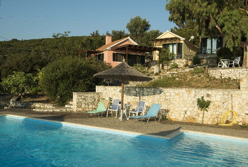 Pretty Kefalonia from just £459pp in May