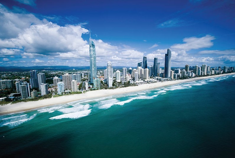 14 night holiday on Queensland's Gold Coast
