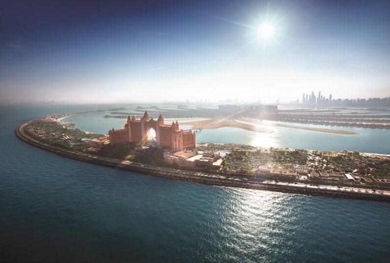 3 night luxury in Dubai at Atlantis The Palm