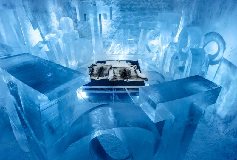 Stay at the world-famous ICEHOTEL with Sunvil this winter