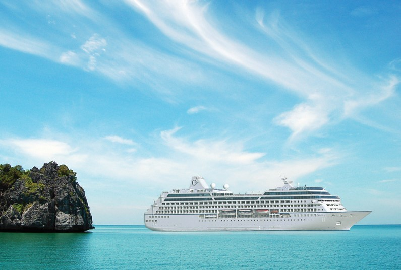 Luxury Mediterranean Cruise