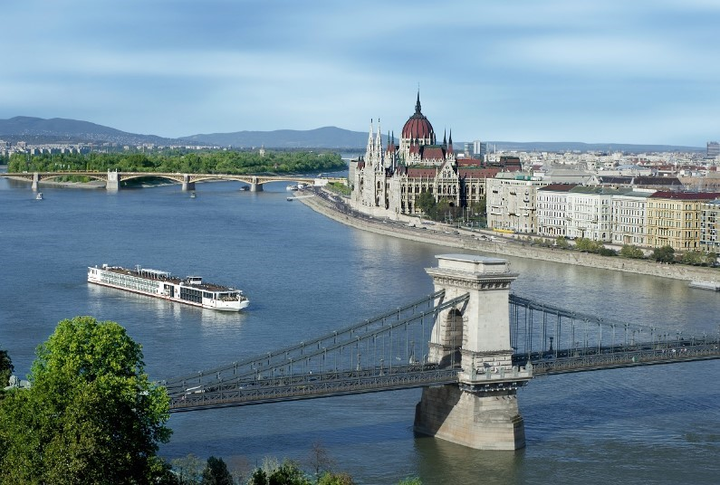 8 day Danube river cruise