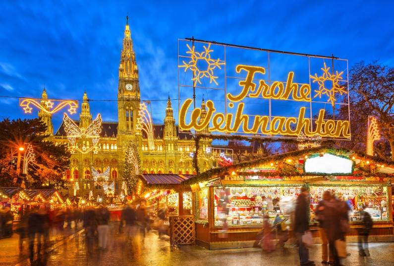 A Festive Journey Along The Danube River, Save £750