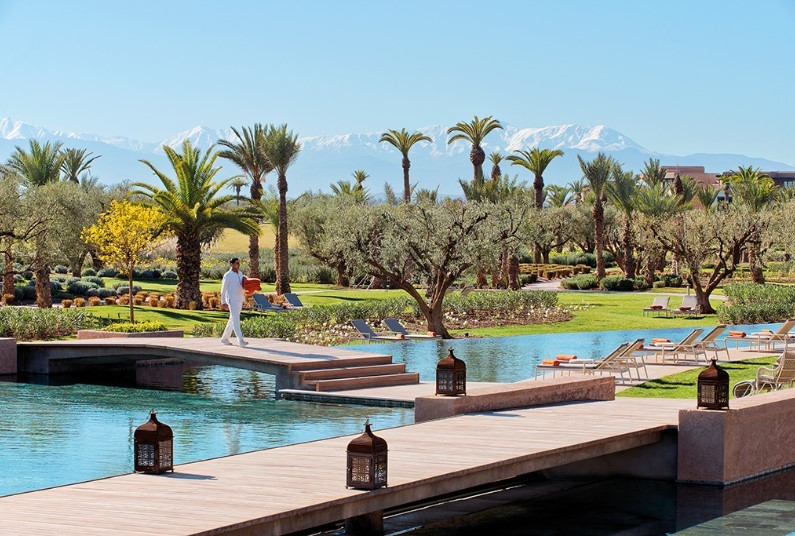7 Nights Half Board & Free Room Upgrade in Marrakech