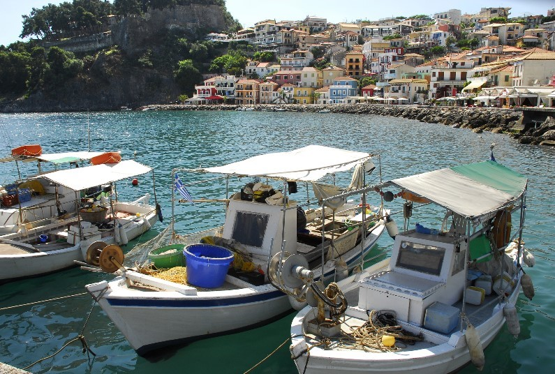 A Great Base To Explore Parga, Self Catering